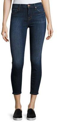 J Brand Mid-Rise Skinny Capri Jeans, Scout $218 thestylecure.com