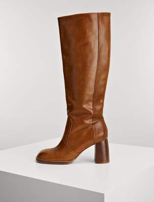 Joseph Calf Leather Thompson Boots