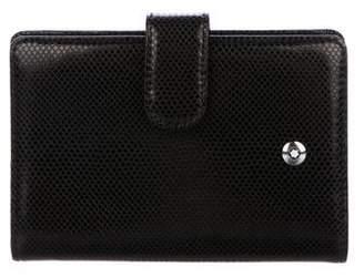 Montblanc Leather Logo Cardholder