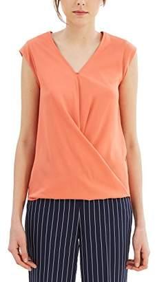 Esprit Women's 047eo1k001 T-Shirt,(Manufacturer Size: Large)