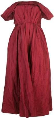 Brock Collection off-shoulder midi dress