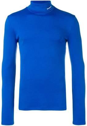 Calvin Klein turtleneck sweatshirt