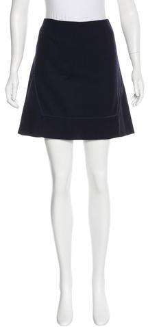 Tory BurchTory Burch Wool Mini Skirt