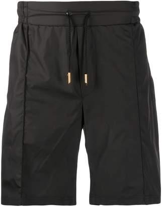 Billionaire drawstring waist shorts