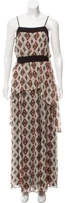 Camilla Sleeveless Maxi Dress