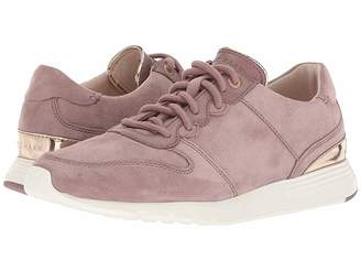 Cole Haan Grand Crosscourt Wedge Sneaker Women's Lace up casual Shoes