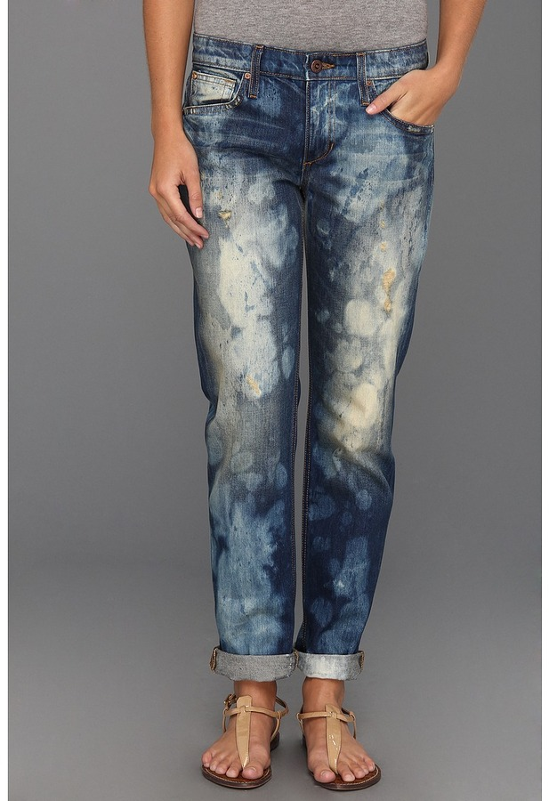 Joe's Jeans Vintage Reserve The Easy Highwater in Norma (Norma) - Apparel
