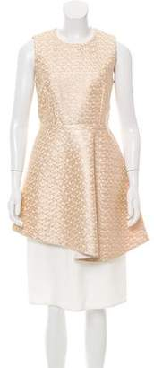 Tome Textured Cocktail Dress