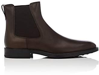 Tod's Men's Leather Chelsea Boots - Brown