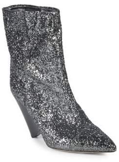 Isabel Marant Luliana Glitter Booties