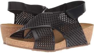 Eric Michael August Wedge Sandal Women's Shoes