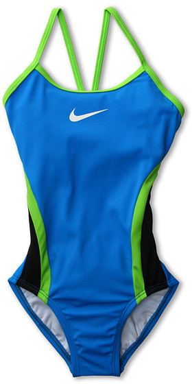 Nike Colorblock Cut-Out Tank (Big Kids)