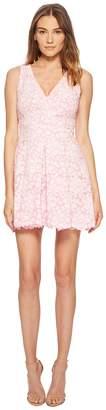 Moschino Lace V-Neck Mini Dress Women's Dress