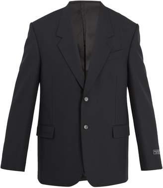 Balenciaga Single-breasted blazer