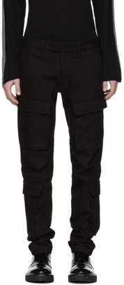 Abasi Rosborough Black Arc Tactical Pants