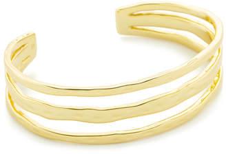 Gorjana Dylan Cuff Bracelet $95 thestylecure.com