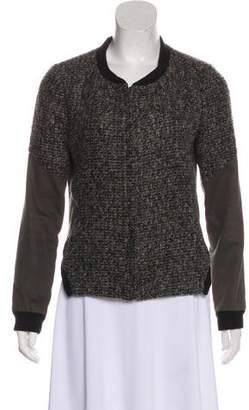 Thakoon Textured Casual Jacket
