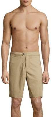 Lucky Brand Stretch Swim Shorts