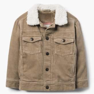 Gymboree Sherpa Corduroy Jacket