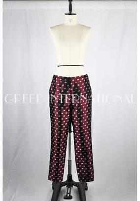 GREED International (グリード インターナショナル) - グリードインターナショナル [GREED]DUTEL FLORET Pants