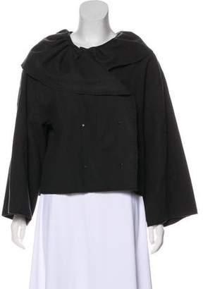 Lanvin Casual Wool Jacket