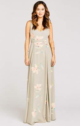Show Me Your Mumu Jenn Maxi Dress ~ Lily Showers
