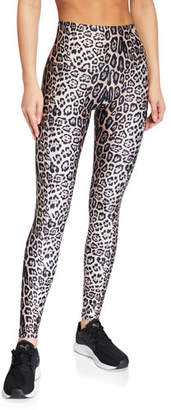 Onzie High-Rise Leggings, Leopard