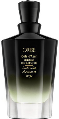Oribe Women's Cote D'Azur Luminous Hair & Body Oil $75 thestylecure.com