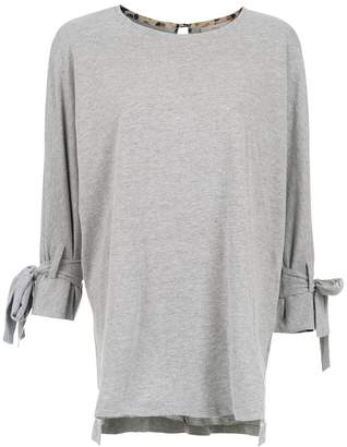 Sissa Dalia straight-fit blouse
