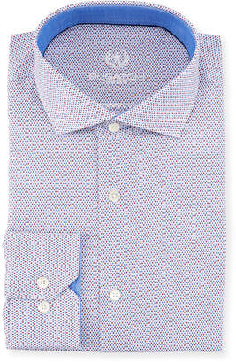 Bugatchi Micro-Droplet Dress Shirt