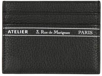 Christian Dior Leather Card Holder