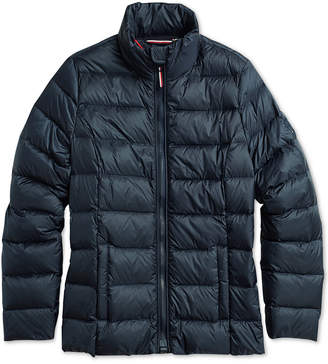 Tommy Hilfiger Women's Quilted Jacket from The Adaptive Collection
