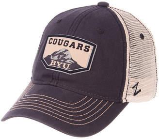 Zephyr Brigham Young Cougars Trademark Adjustable Cap
