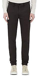 Rag & Bone Men's Fit 1 Cotton-Blend Chino Skinny Trousers - Gray