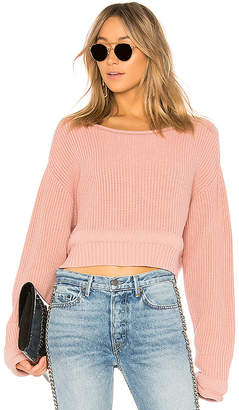 Alexander Wang Chunky Trim Pullover