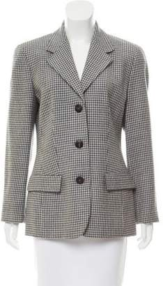Les Copains Wool & Cashmere Blazer