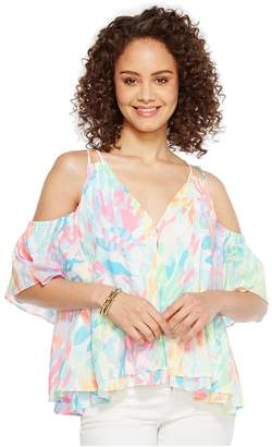 Lilly Pulitzer Bellamie Top Women's Clothing