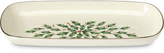 Lenox Holiday Bread Tray