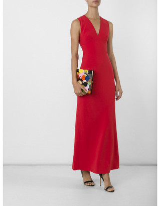 T By Alexander Wang sleeveless maxi dress $595 thestylecure.com