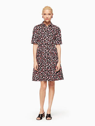 Kate Spade Mini casa flora shirtdress