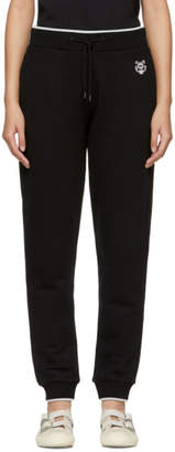 Kenzo Black Tiger Crest Classic Lounge Pants