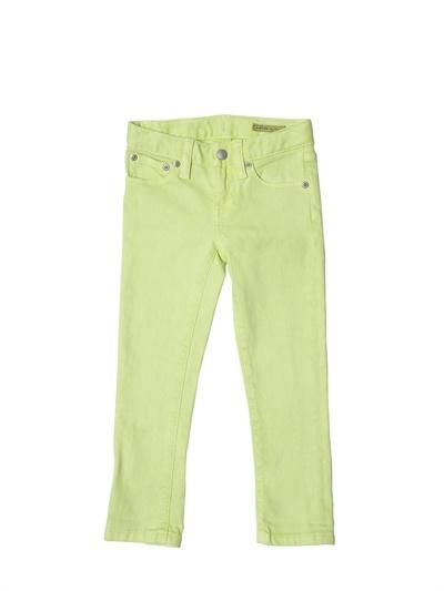 Polo Ralph Lauren 5 Pockets Skinny Fit Jeans