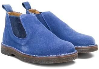 Pépé round toe ankle boots