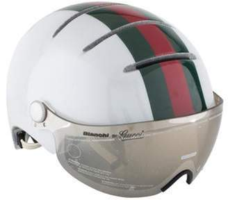 Gucci x Bianchi Web Helmet white x Bianchi Web Helmet