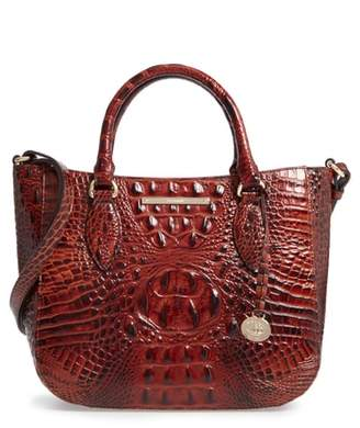 Brahmin Melbourne - Small Lena Leather Satchel