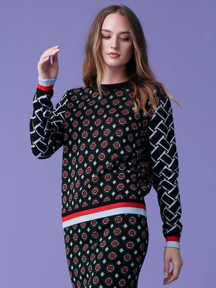 Diane von Furstenberg Hari Knit Pullover