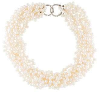Tiffany & Co. Pearl Multistrand Torsade Necklace