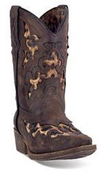 Laredo Sabre Kids' Harness Western Boots $68 thestylecure.com