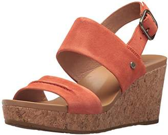 UGG Women's Elena II Wedge Sandal