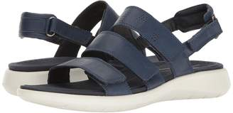 Ecco Soft 5 3-Strap Sandal Women's Sandals